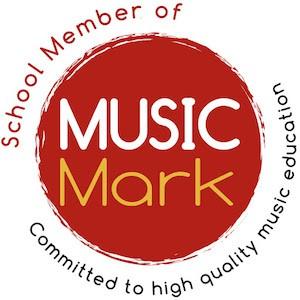 Music marks logo